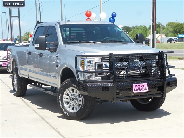 New 2019 Ford F-350SD XL