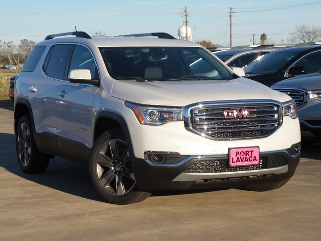 New 2019 GMC Acadia SLT-2