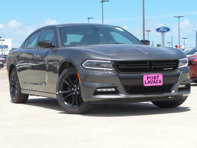 New 2018 Dodge Charger R T 4d Sedan In Port Lavaca H307399 Port
