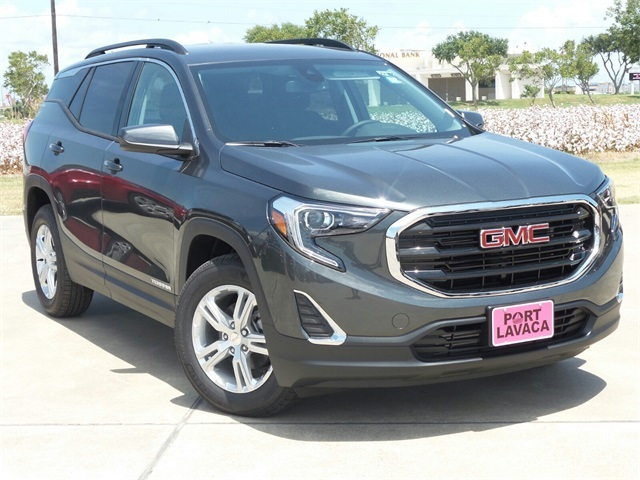 New 2020 GMC Terrain SLE