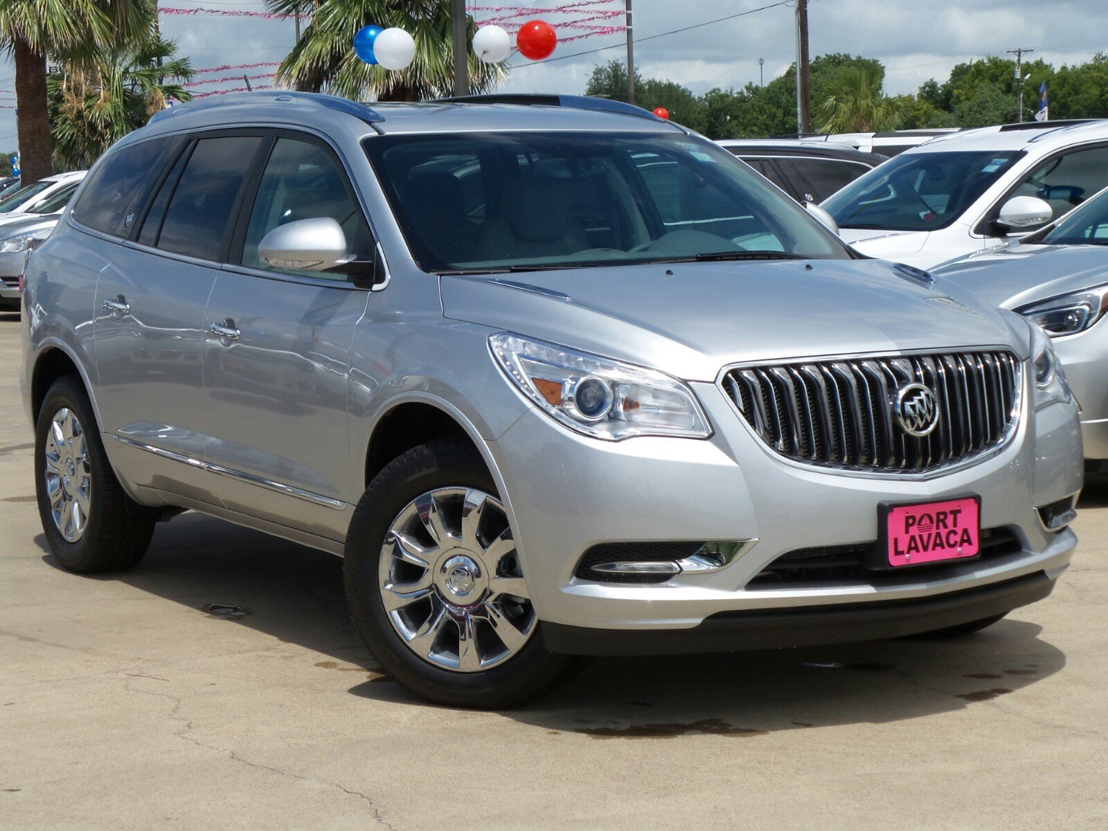 New 2017 Buick Enclave Leather Group