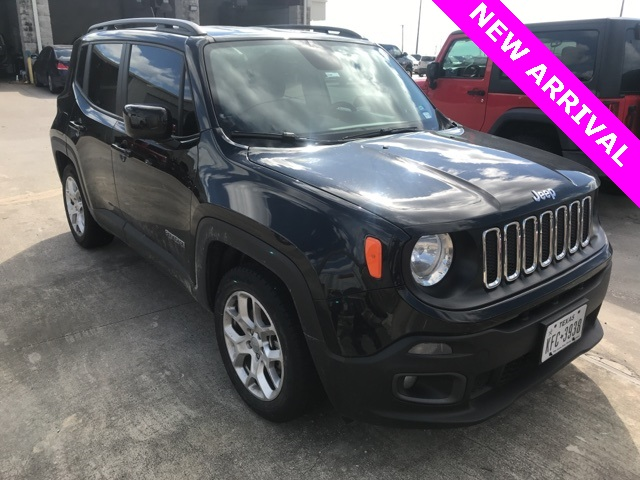 Pre Owned 2017 Jeep Renegade Laude