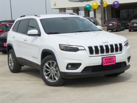 New 2019 Jeep Cherokee Latitude Plus FWD 4D Sport Utility