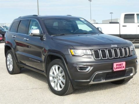 New 2017 Jeep Grand Cherokee Limited RWD 4D Sport Utility