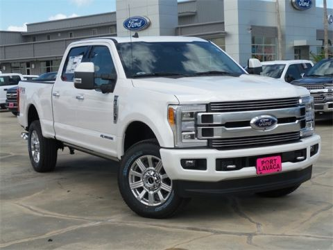 New 2019 Ford F-250SD Limited