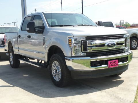 New 2018 Ford F-250SD XL 4WD
