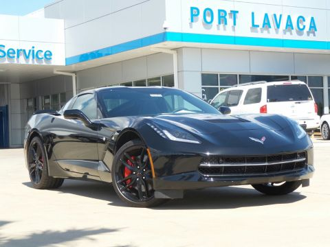 New 2017 Chevrolet Corvette Stingray Z51 RWD 2D Coupe