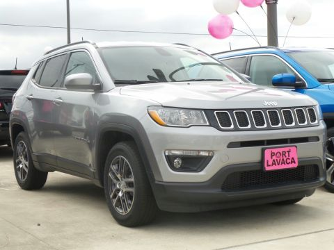 New 2018 Jeep Compass Latitude FWD 4D Sport Utility