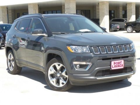 New 2018 Jeep Compass Limited FWD 4D Sport Utility