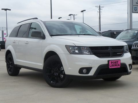 New 2017 Dodge Journey SXT FWD 4D Sport Utility