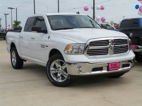 New 2018 Ram 1500 Big Horn 4WD