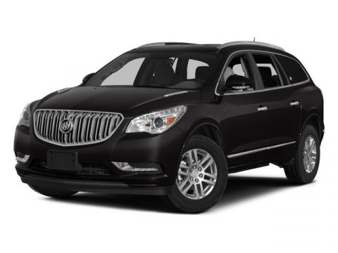 Pre-Owned 2015 Buick Enclave Leather With Navigation